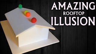 [Amazing Rooftop illusion] Video
