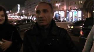 Samvel Yervinyan's interview to russian Yanni fans (Moscow, after Yanni's concert in Kremlin)