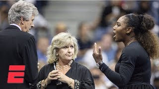 2018 US Open Highlights: Serena Williams' dispute overshadows Naomi Osaka's final win | ESPN