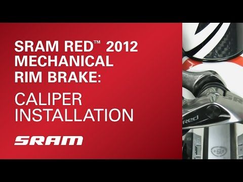 SRAM RED - 2012 Brake Calipers
