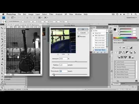 Adobe Photoshop CS4 Extended Advanced  Ch3 TIME-SAVING TIPS  Recording Actions & Creating a Droplet