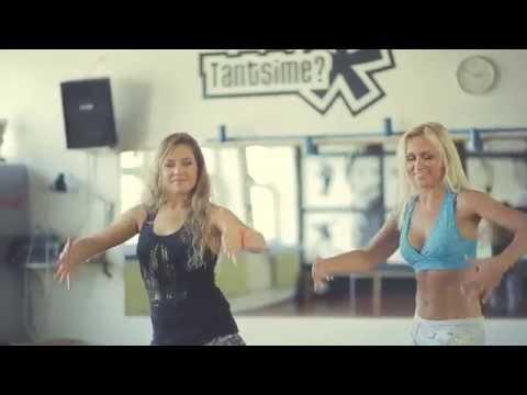 Dance Fitness Shakira La La La by Mariann Kilg and Niina Shablinskaja