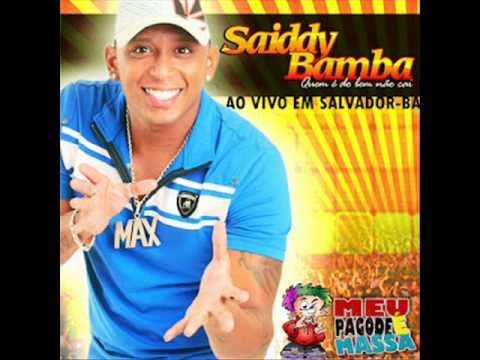 Saiddy Bamba - Popozão [Nova 2012]