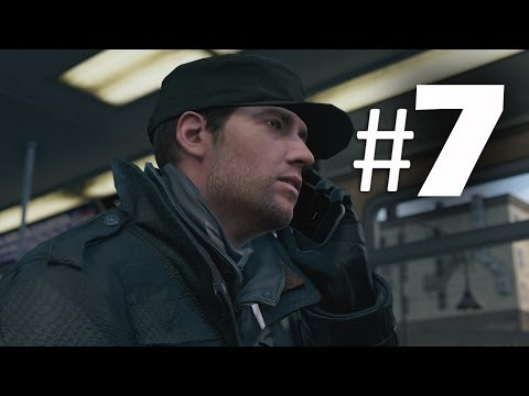 Watch Dogs Part 7 - Breakable Things - Gameplay Walkthrough PS4