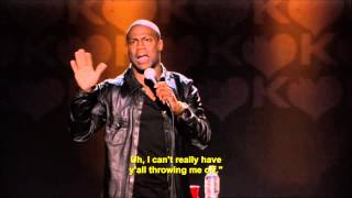Kevin Hart Seriously Funny - Swearing At My Teacher