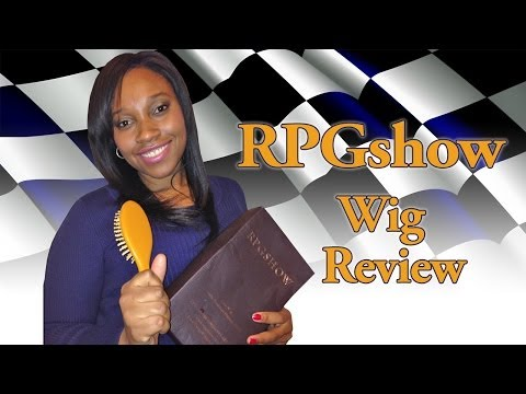 rpgshow  wig review