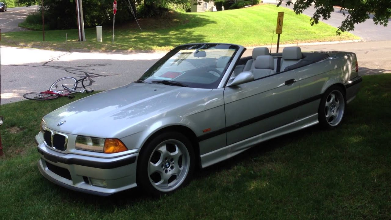1998 bmw m3 e36 convertible e36 m3 cabrio m power youtube. Black Bedroom Furniture Sets. Home Design Ideas