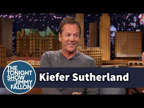 Kiefer Sutherland Reveals the Origin of Jack Bauer's Damn It Catchphrase