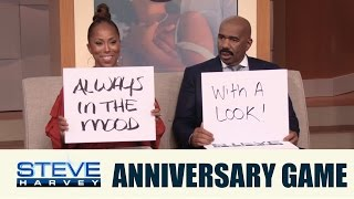 "Marjorie Harvey: Steve, you're ALWAYS ""in the mood!"" 
