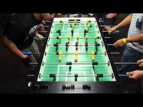 [2014 Super Doubles]  Jim Runnion / Gina Davis vs. James Castillo / Darren Kurose