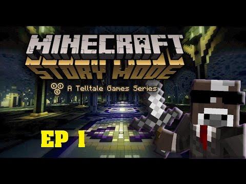 Cùng chơi Minecraft: Story Mode | Episode one: