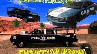 DESCARGAR Policía Federal Para GTA SAN ANDREAS [MEDIAFIRE