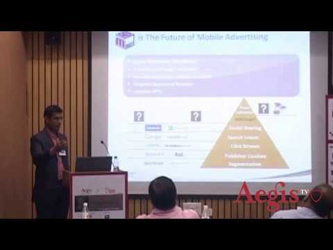 Abhay Doshi,VP-Product & Marketing, Flytxt at Aegis Graham Bell Awards 2013