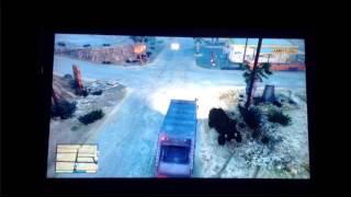GTA 5 How To Get Merryweather Jeep Offline