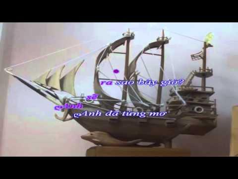 ANH VẪN CHỜ ( Lã Phong Lâm - Karaoke by Quangvinhntt )