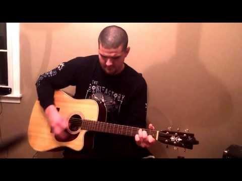 Gary Allan- It ain't the Whiskey-cover by Blake Lott