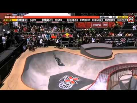 X Games 17: BMX GOLD Highlights - Big Air, Park, Street & Vert