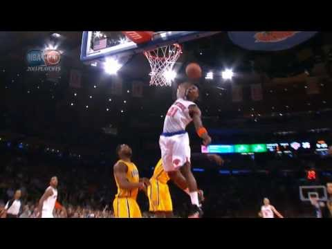 Iman Shumpert's BIG one-handed putback dunk!