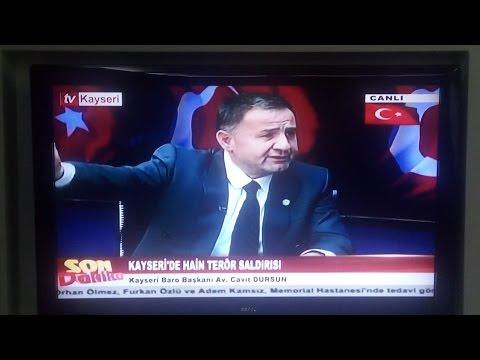 17.12.2016 KAYSERİ'DEKİ HAİN TERÖR SALDIRISI SONRA