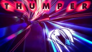 Thumper - Rhythm Hell Gameplay Trailer