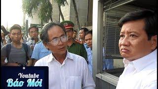 Người đàn ông xô đẩy ông Đoàn Ngọc Hải là ai ở Ngân hàng nhà nước TP.HCM - Tin Tức Mới