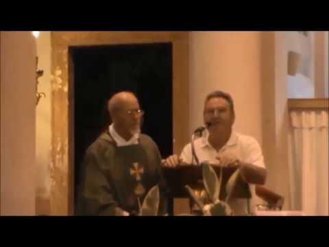 Missa 50 anos de Sacerdócio Padre Giuseppe Sometti - Itália 21.06.2015