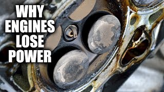 10 Reasons Why Engines Lose Power Over Time