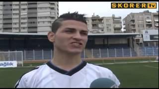 2013 Cristiano Ronaldo CR7 Look Alike Interview 360p