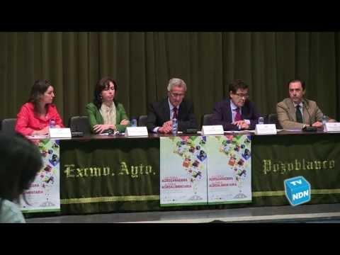 Inauguración XXI Feria Agroganadera y XI Feria Agroalimentaria - Pozoblanco