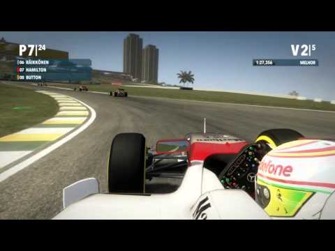 F1 2012 Pc - Mod Mclaren 1994