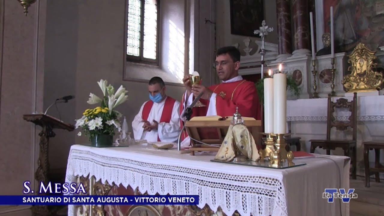 S. Messa italo-brasiliana dal Santuario di Santa Augusta - 23.08.2020