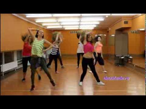 Видео  танцевального урока по Леди-стайл (Lady - Style). Педагог Олеся Кондратьева.
