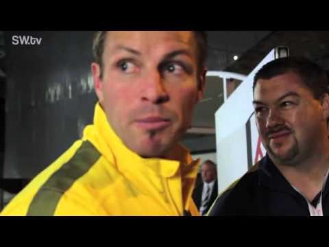 Lucas Neill - Post Match - Socceroos v Canada