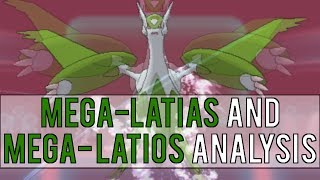 Mega Latios & Mega Latias Analysis and Gameplay!