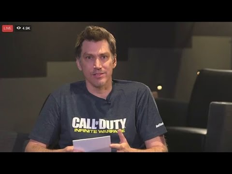 INFINITY WARD ADDRESSES HATE FOR INFINITE WARFARE!