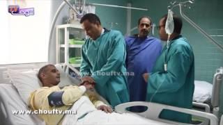 الفيديو الأول والحصري حول عملية طعن شخص لرجال شرطة داخل الدائرة الأمنية الخامسة بالبيضاء |