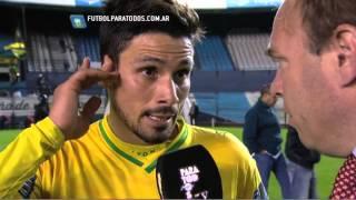 """Vella: """"El DT nos reta si la reventamos"""". San Lorenzo 1 - Defensa 2. 8vos. Copa Argentina 2014. FPT"""