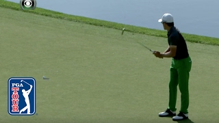 [Longest Cliffhanger Golf Shot Ever] Video