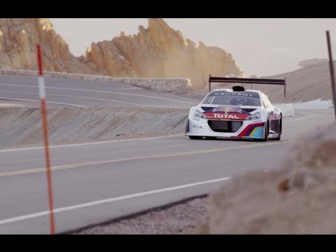 Sébastien Loeb/ King Of The Peak 2013 - First Testing