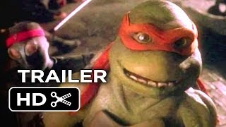 Turtle Power Official DVD Release Trailer (2014) - TMNT Documentary HD