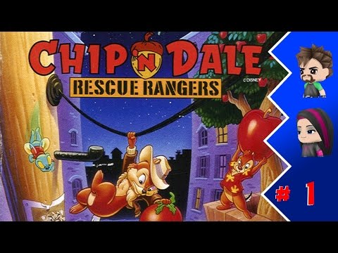 Game Bros: Chip 'n Dale Rescue Rangers - Episode 1