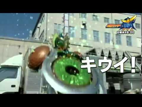 Kamen Rider Gaim Episode 10 Preview