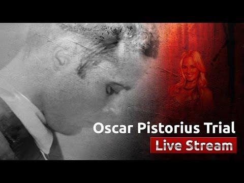 Watch Live: Oscar Pistorius Trial [Day 34]