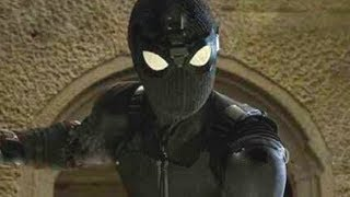 Far From Home Debuts Epic First Look At Stealth Suit