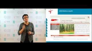 Cuatro recursos de información en ciencias de la salud en español