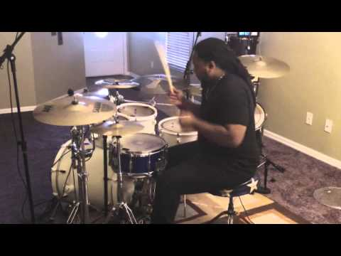 Rico Love - They Dont Know (drum cover)