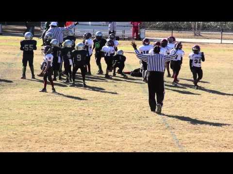 gsa 8 under vs asheville in 2013 SEC future stars  Turkey Bowl