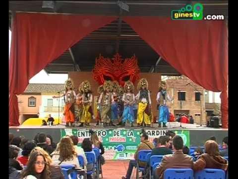 Resumen del Entierro de la Sardina de Gines 2013