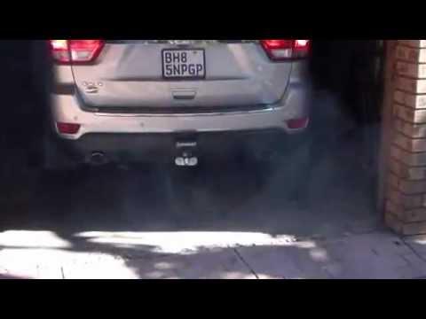 2011 jeep grand cherokee engine problems blue smoke youtube. Black Bedroom Furniture Sets. Home Design Ideas