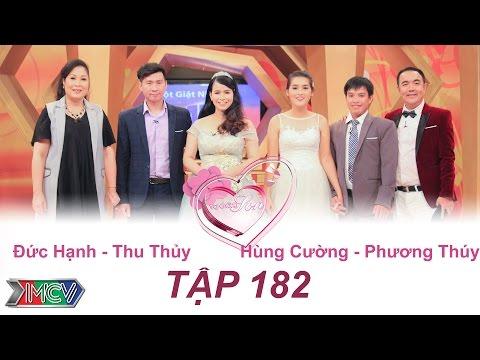VỢ CHỒNG SON | Tập 182 FULL | Đức Hạnh - Thu Thủy | Hùng Cường - Phương Thúy | 120217